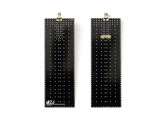 2JDB0201-C831G DevBoard - 380-470MHz/LPWA/TETRA/UHF