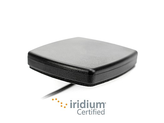 Iridium certified antennas for optimal signal quality within 1616-1627 MHz by 2J Antennas