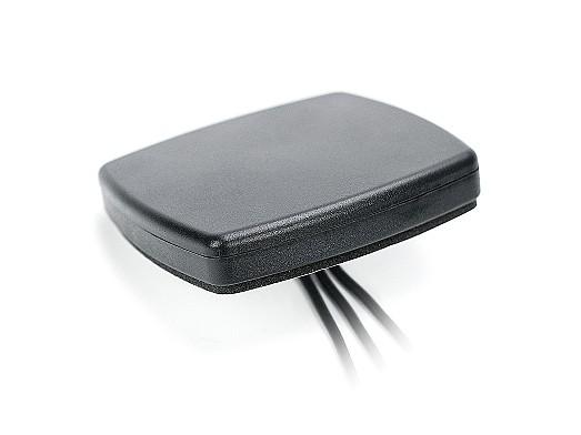 2J6041BGFa Antenna - 2× 4G LTE MIMO/FirstNet/LPWA/NB-IoT/Cat-X-Mx-NBx/3G/2G, GPS/GLO/QZSS/Galileo/L1