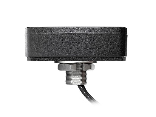 3-in-1 Phoenix 4G LTE/3G/2G Cellular MIMO GNSS/GPS Screw Mount Antenna by 2J Antennas