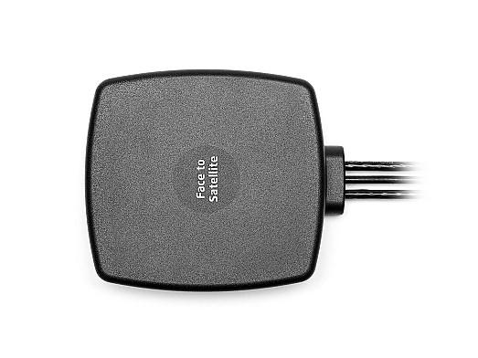 2J6941PGFa Antenna - 2× 4G LTE MIMO/FirstNet/LPWA/NB-IoT/Cat-X-Mx-NBx/3G/2G, GPS/GLO/QZSS/Galileo/L1