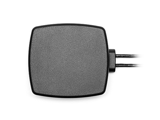 Designed and Manufactured by 2J Antennas Magnetic Adhesive Mount MIMO 5GNR/4G/3G/2G/CDMA antenna