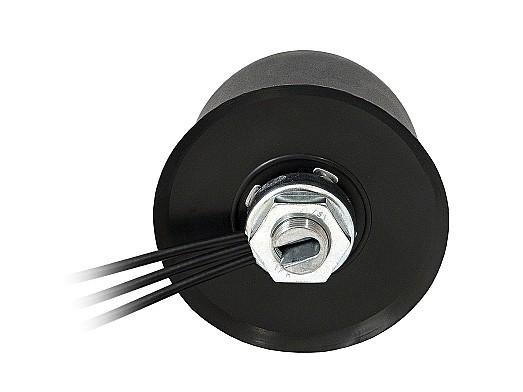 2J6A50BCF Antenna - 4GLTE/FirstNet/LPWA/NB-IoT/Cat-X-Mx-NBx/3G/2G, 2.4-5.0GHz/WiFi/Sigfox/LoRa/LPWA/BT/ZigBee/RFID/ISM, GPS/GLO/BEI/QZSS/Galileo/L1