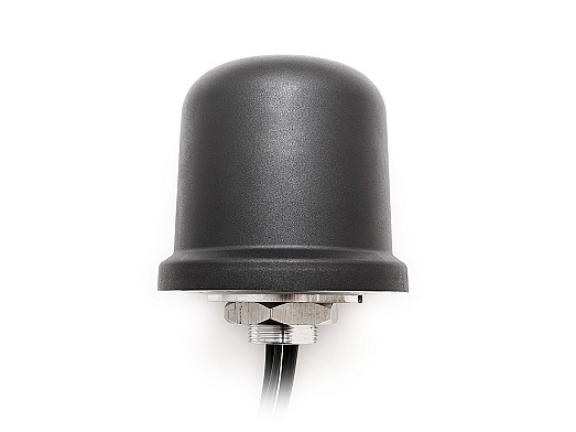 2J7041BGFc Antenna - 4× 4G LTE MIMO/FirstNet/LPWA/NB-IoT/Cat-X-Mx-NBx/3G/2G, GPS/GLO/QZSS/Galileo/L1