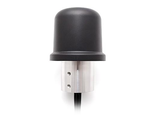 2J7050JGFa Antenna - 2× 4G LTE MIMO/FirstNet/LPWA/NB-IoT/Cat-X-Mx-NBx/3G/2G, 2× 2.4-5.0GHz MIMO/WiFi/Sigfox/LoRa/LPWA/BT/ZigBee/RFID/ISM, GPS/GLO/QZSS/Galileo/L1