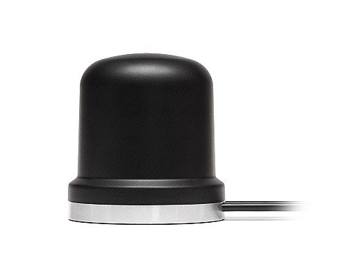 4-in-1 Medusa 4G LTE/3G/2G Cellular WiFi MIMO, GNSS/GPS Magnetic Mount Antenna by 2J Antennas