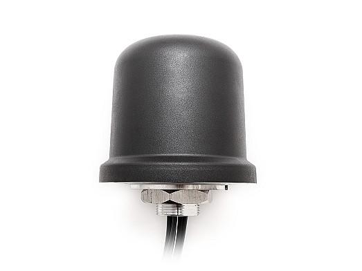 2J7068BGFa-868 Antenna - 2 × 4G LTE/3G/2G MIMO, 2.4/5.0 GHz ISM, GPS/GLONASS/Galileo, 868 MHz ISM