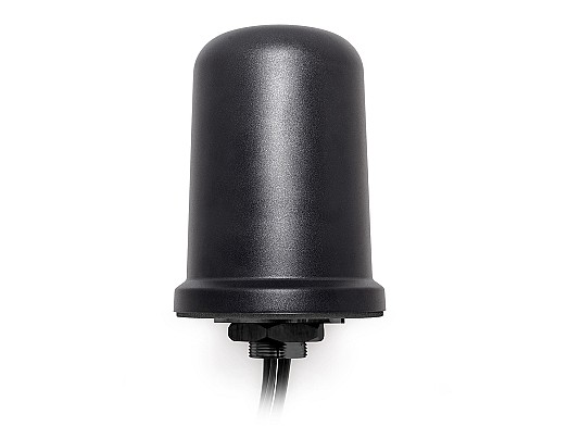 The 5GNR MIMO GPS GNSS antenna (2J7B84BGFc) integrates durability and efficiency by 2J Antennas