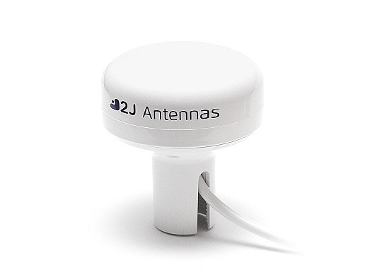 2J9101JBWGF-B12JW-B10BW Antenna - GPS/GLO/QZSS/Galileo/L1