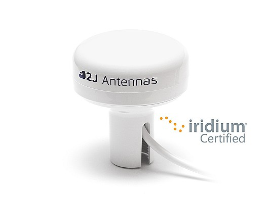 2J9134JBW-B12JW-B10BW Iridium Certified Antenna - GPS/QZSS/Galileo/L1-IRIDIUM