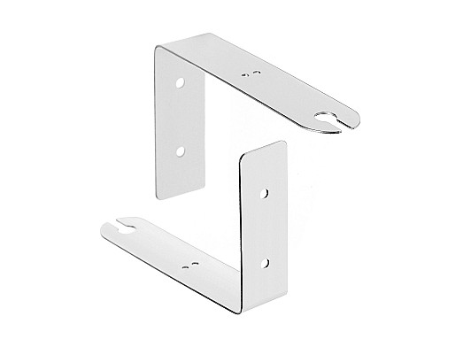 2JB05H - Wall Mount Stainless Steel Antenna bracket
