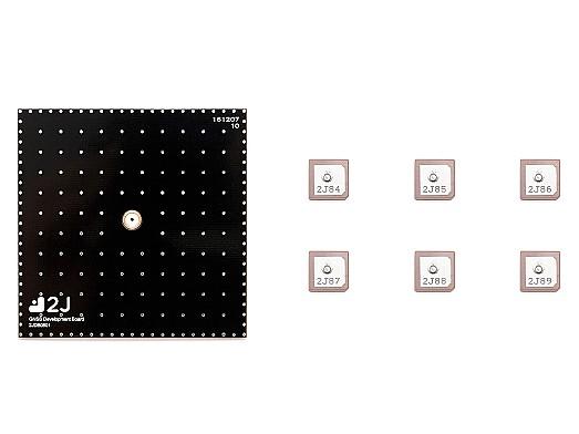 2JDK0401Ga-C104N DevKit - GPS/GLO/QZSS/Galileo/L1