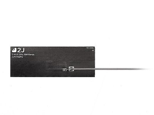2JF0102Pa Antenna - 2.4-5.0GHz/WiFi/Sigfox/LoRa/LPWA/BT/ZigBee/RFID/ISM