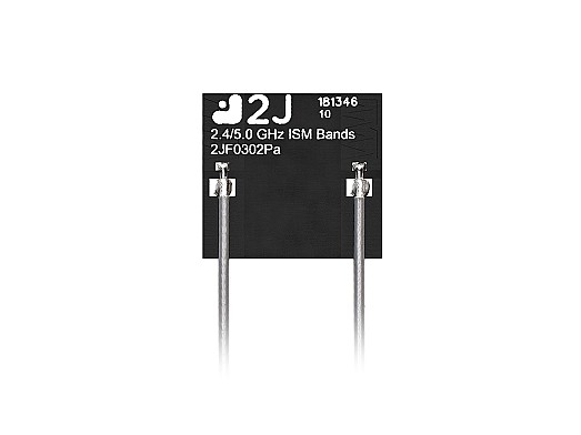 2JF0302Pa Antenna - 2× 2.4-5.0-6.0GHz MIMO/WiFi 6E/Sigfox/LoRa/LPWA/BT/ZigBee/RFID/ISM