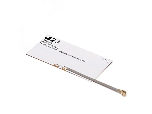 2JF0883Pa Mono-Flexi Series 5GNR Right Hand Flexible Antenna designed and manufactured by 2J Antennas