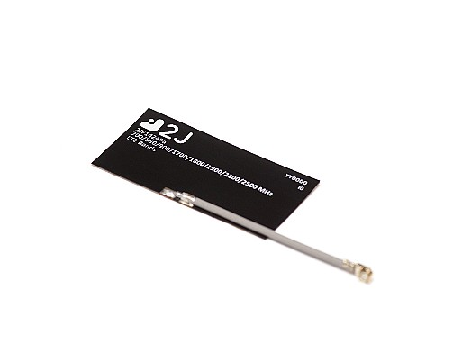 2JF1424Pa Mono-Flexi Series Cellular 4G LTE/3G/2G Right Hand Flexible Antenna designed and manufactured by 2J Antennas