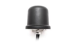 2J7068BGa-915 Antenna - 2 × 4G LTE/3G/2G MIMO, 2.4/5.0 GHz ISM, GPS/GLONASS/Galileo, 915 MHz ISM