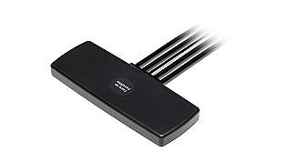 2J4A50PCFa Antenna - 2 × 4G LTE/3G/2G MIMO, 2 × 2.4/5.0 GHz ISM MIMO, GPS/GLONASS/BeiDou/Galileo