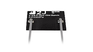 2JF0302Pa Antenna - 2 × 2.4/5.0 GHz ISM MIMO