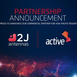 New Partnership with Active Components for Pacific Asia Region