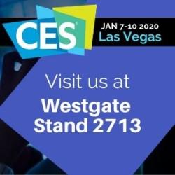 CES 2020 Las Vegas Exhibition