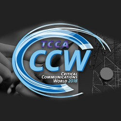 Critical Communications World 2018