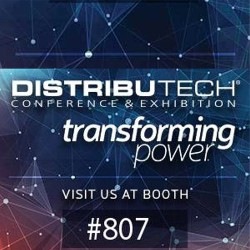 DistribuTECH 2018 exhibition
