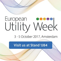 European Utility Week 2017 exhibition