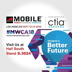 MWC Americas 2018 exhibition