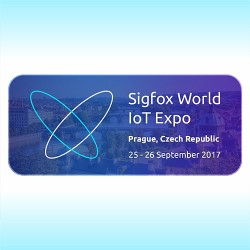 SIGFOX World IoT 2017 expo