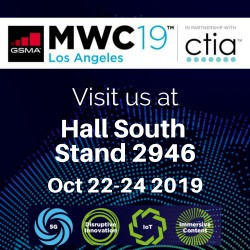 Mobile World Congress 2019 exhibition