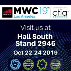 Mobile World Congress 2019 exhibition