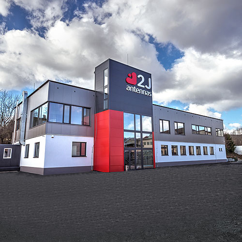 NEW HQ Slovakia Office & Production