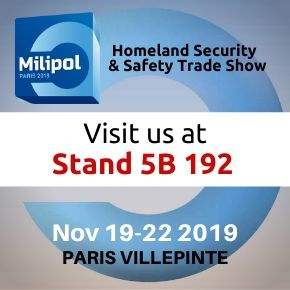 Milipol Paris 2019 exhibition
