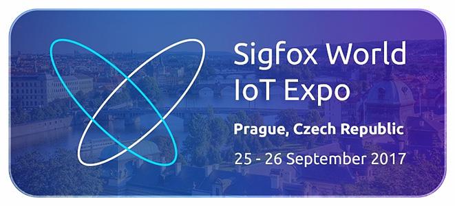 SIGFOX World IoT 2017 expo