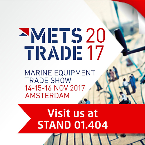 METSTRADE 2017 exhibition