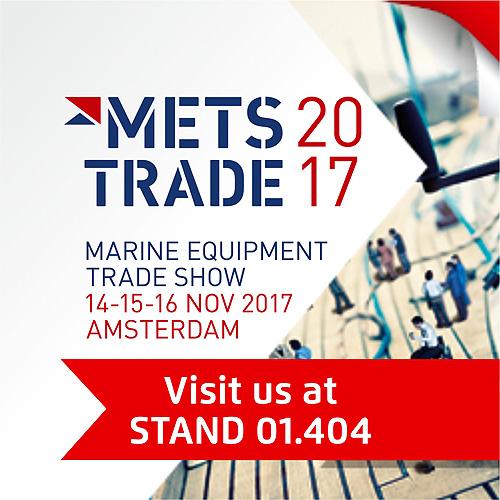 METSTRADE 2017 exhibition