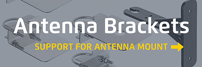 Brackets for Antenna mount